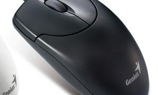 Genius NetScroll 120 Black PS/2