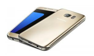 Samsung GALAXY S7 Edge Gold !!