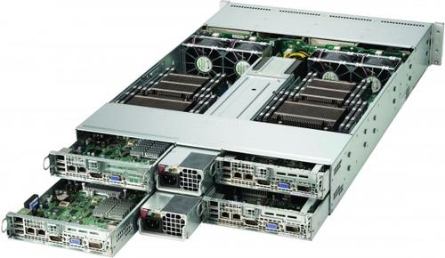 Supermicro SuperServer 6027TR-H71RF+ SYS-6027TR-H71RF+