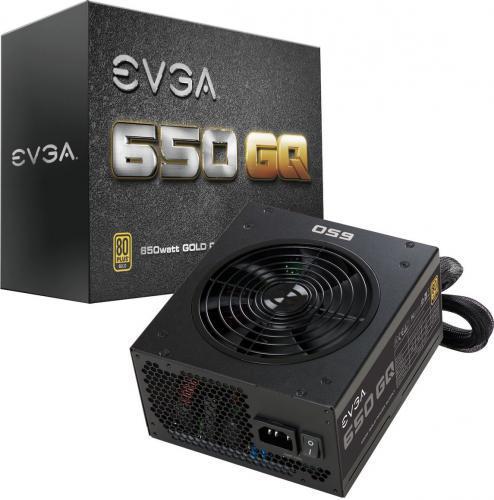 EVGA 650W Supernova 650GQ (210-GQ-0650-V2)