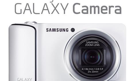 Samsung GALAXY Camera - aparat z systemem Android 4.1