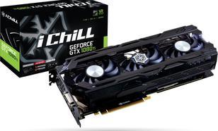 Inno3D GeForce GTX 1080 Ti X3 Ultra 11GB GDDR5X (352 bit), DVI-D, HDMI, 3x DP, BOX (C108T3-1SDN-Q6MNX)
