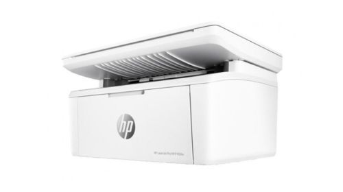 HP LaserJet Pro M28w (W2G55A) na białym tle