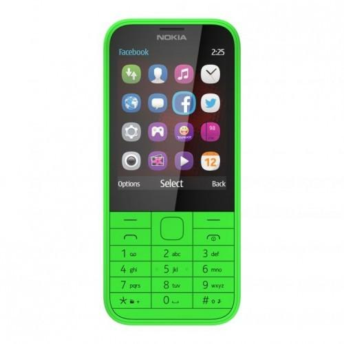 Nokia 225 DS NV PL BRIGHT GREEN