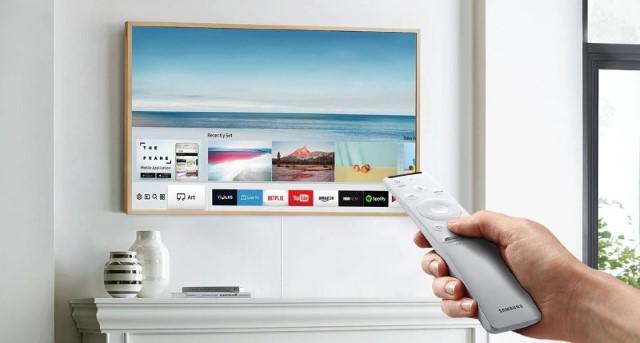 Samsung pozwala włączyć obrazy