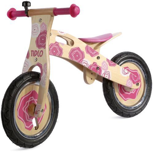 śliczny rowerek biegowy