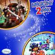 2-pak LEGO Piraci z Karaibów + Disney Universe