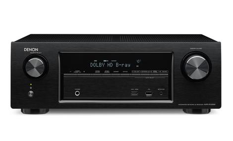 Denon AVR- X1100W - Nowoczesny Amplituner Od Marki Denon