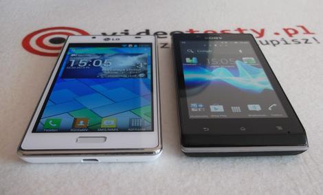 Sony Xperia J vs LG Swift L7 [PORÓWNANIE]