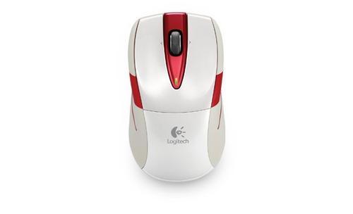 Logitech M525 Mysz bezprzewodowa 910-002685 White Pearl