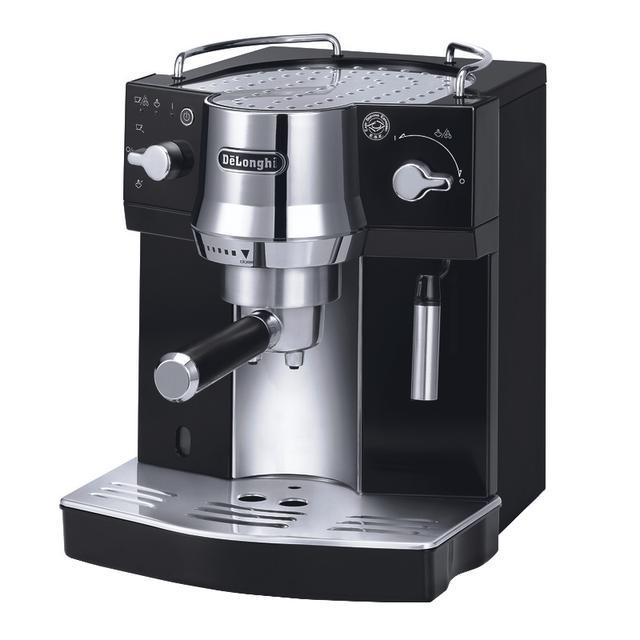 DeLonghi EC 820.B - stylowy ekspres do kawy