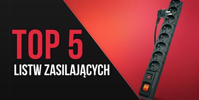 TOP 5 listw zasilających – Jak zabezpieczyć swój sprzęt elektroniczny?
