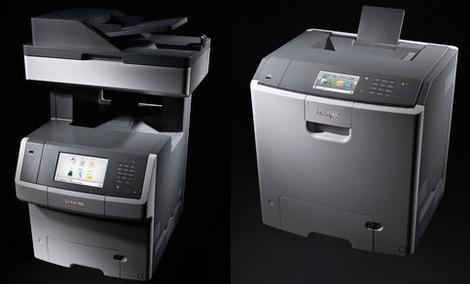 Lexmark wprowadza nowe inteligentne kolorowe drukarki i urządzenia wielofunkcyjne