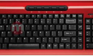 Sweex Cherry Red (KB152US)