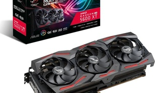 Asus ROG Strix Radeon RX 5600 XT Gaming OC 6GB GDDR6 (90YV0EB0-M0NA00)