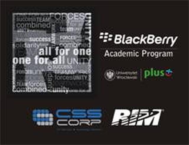 Akademia BlackBerry we Wrocławiu zaprasza