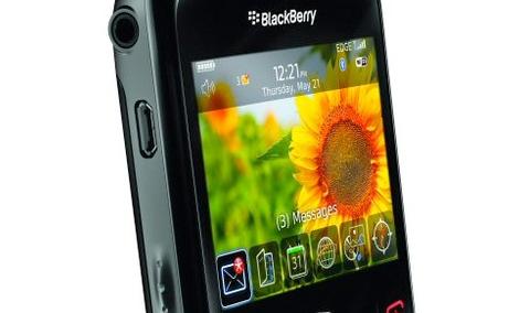 BlackBerry Curve 8520 [TEST]