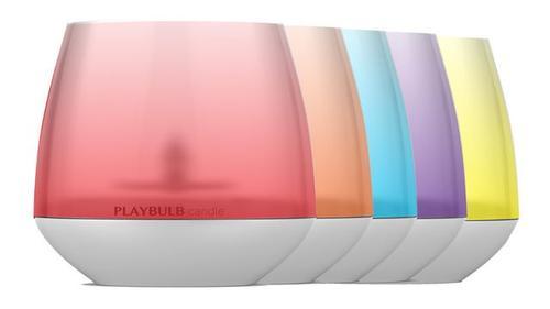 MIPOW BTL300 Bluetooth 4.0 Flameless Candle Light