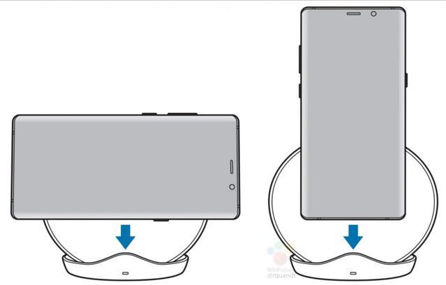 Samsung EP-N5100 - Bezprzewodowa Ładowarka do Galaxy S9