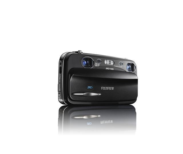Pierwszy aparat 3D - FujiFilm FinePix REAL 3D W3