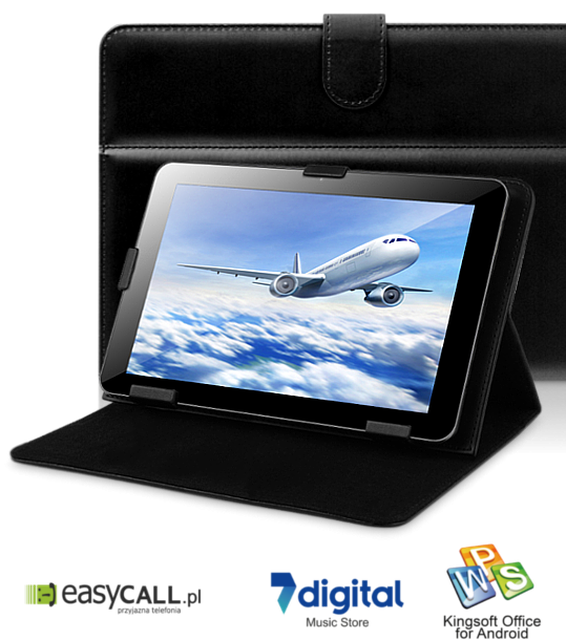 Czterordzeniowy tablet Steelcore 10 III  Overmax najlepszy z najlepszych   z 3 letnią gwarancją i 7