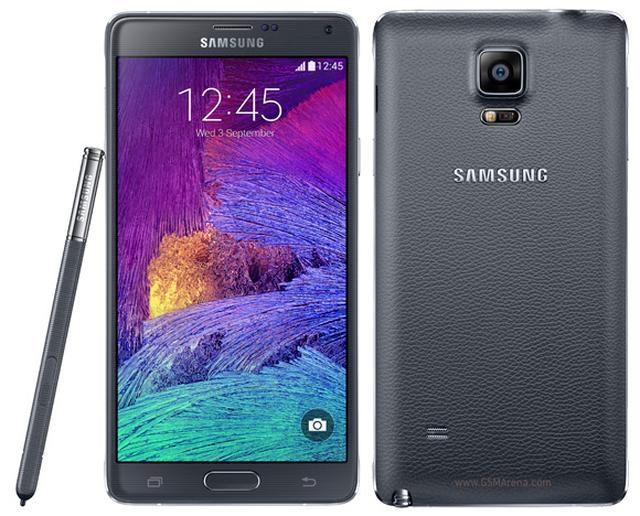 Samsung Galaxy Note 4 Hands-On - Ciekawy Phablet Z Targów IFA 2014