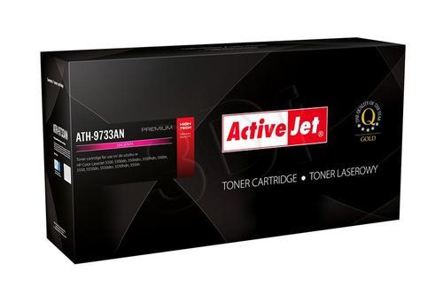 ActiveJet ATH-9733AN magenta toner do drukarki laserowej HP (zamiennik 645A C9733A) Premium