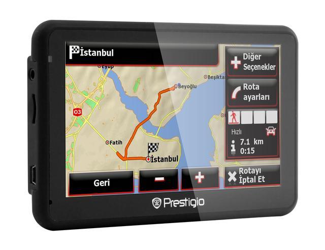 Prestigio GeoVision 3120 i GeoVision 5151 – najlepsze towarzystwo w drodze do celu