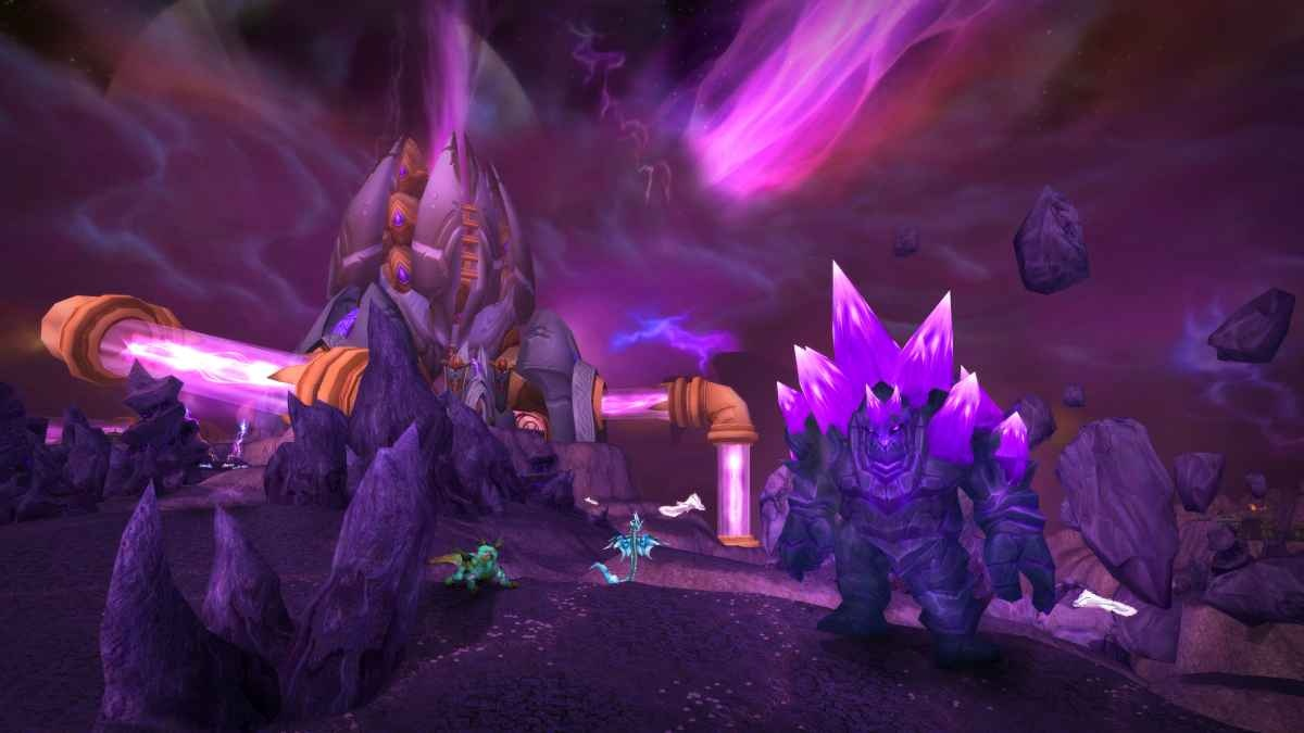 World of Warcraft: The Burning Crusade - Nowy stary dodatek