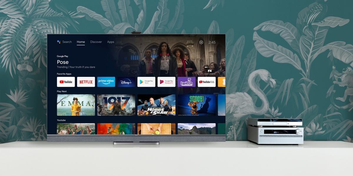 Telewizor TCL C82 to najwyższa klasa doświadczeń audiowizualnych