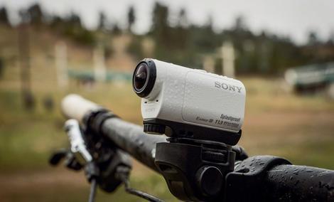 Sony Action Cam HDR-AZ1VR - Świetna Kamera Sportowa
