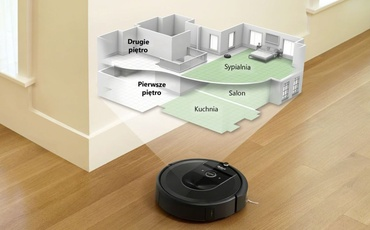 Odkurzacz automatyczny jeszcze lepiej dostosowany do użytkownika - Platforma iRobot Genius