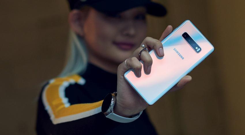 Samsung Galaxy S10 to stylowa propozycja