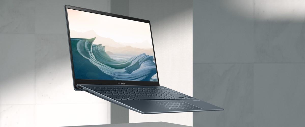 Asus Zenbook 13 to laptop kompaktowy i z dobrym ekranem