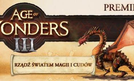 Dziś nastąpiła premiera Age of Wonders III