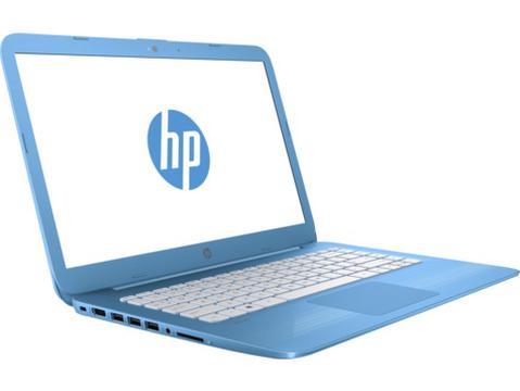 prezent dla mamy na święta - laptop HP Stream 14-AX003NW