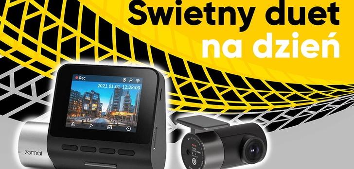 Test 70mai A500S - Niedroga kamera samochodowa 2.7K