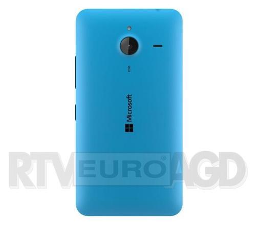 Microsoft Lumia 640 XL Dual Sim (niebieski)