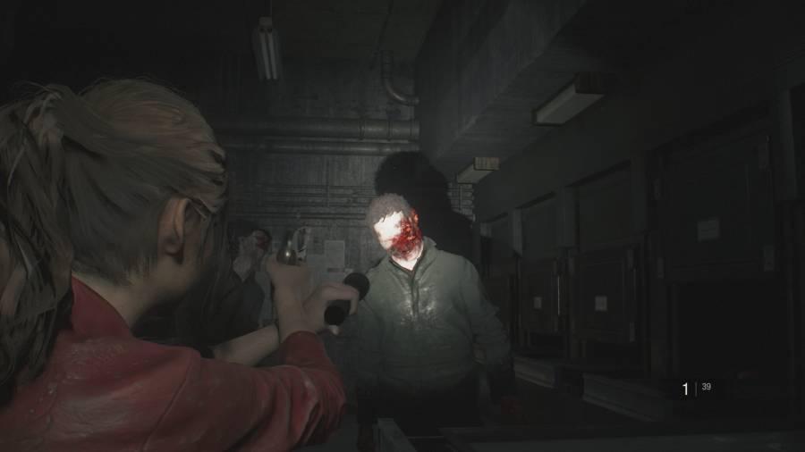 Resident Evil 2 - Wytrzymałe zombiaki!