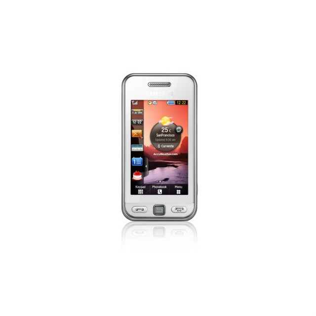 PORADA: Pulpity - Samsung Avila (S5230)