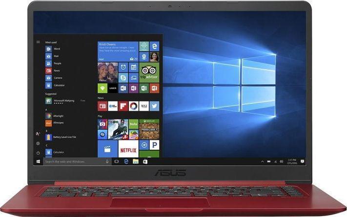 ASUS VivoBook R520UA-EJ932T - Czerwony