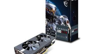 Sapphire Radeon RX 570 NITRO+, 8GB GDDR5 (256 Bit), DVI-D, 2x DP, 2x
