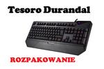 Tesoro Durandal - rozpakowanie klawiatury mechanicznej