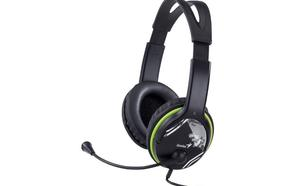 Genius HS-400A Headset zielone