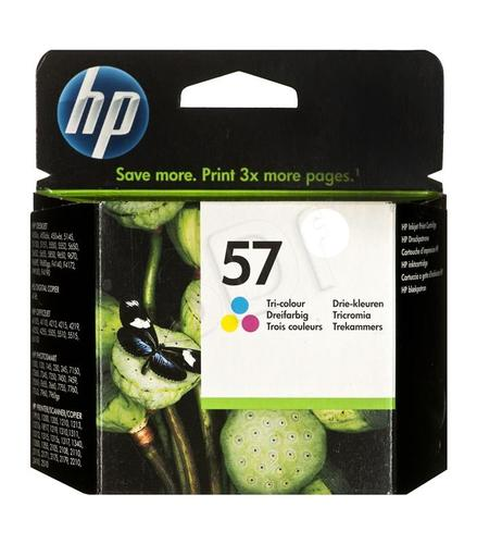 HP Tusz Kolor HP57=C6657AE, 400 str., 17 ml