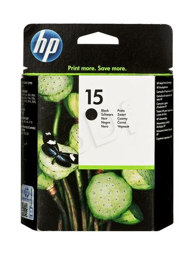 HP Tusz Czarny HP15=C6615DE, 495 str., 25 ml