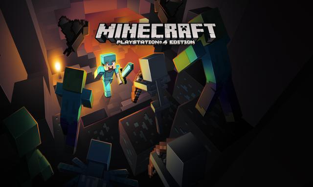 PS4 + Minecraft