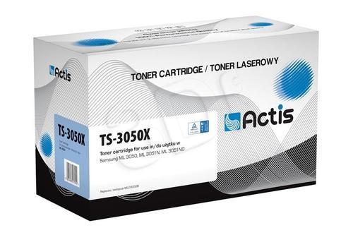Actis TS-3050X toner Black do drukarki Samsung (zamiennik Samsung ML-D3050B) Supreme