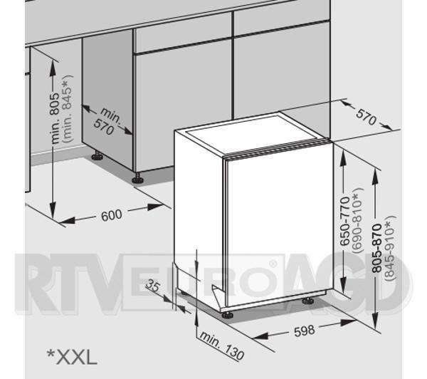 Miele G 4982 SCVi Series 120 - RATY 0%