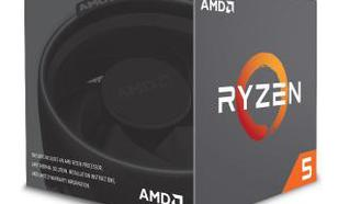 AMD Ryzen 5 2600X 4,2 GHz AM4 (YD260XBCAFBOX)